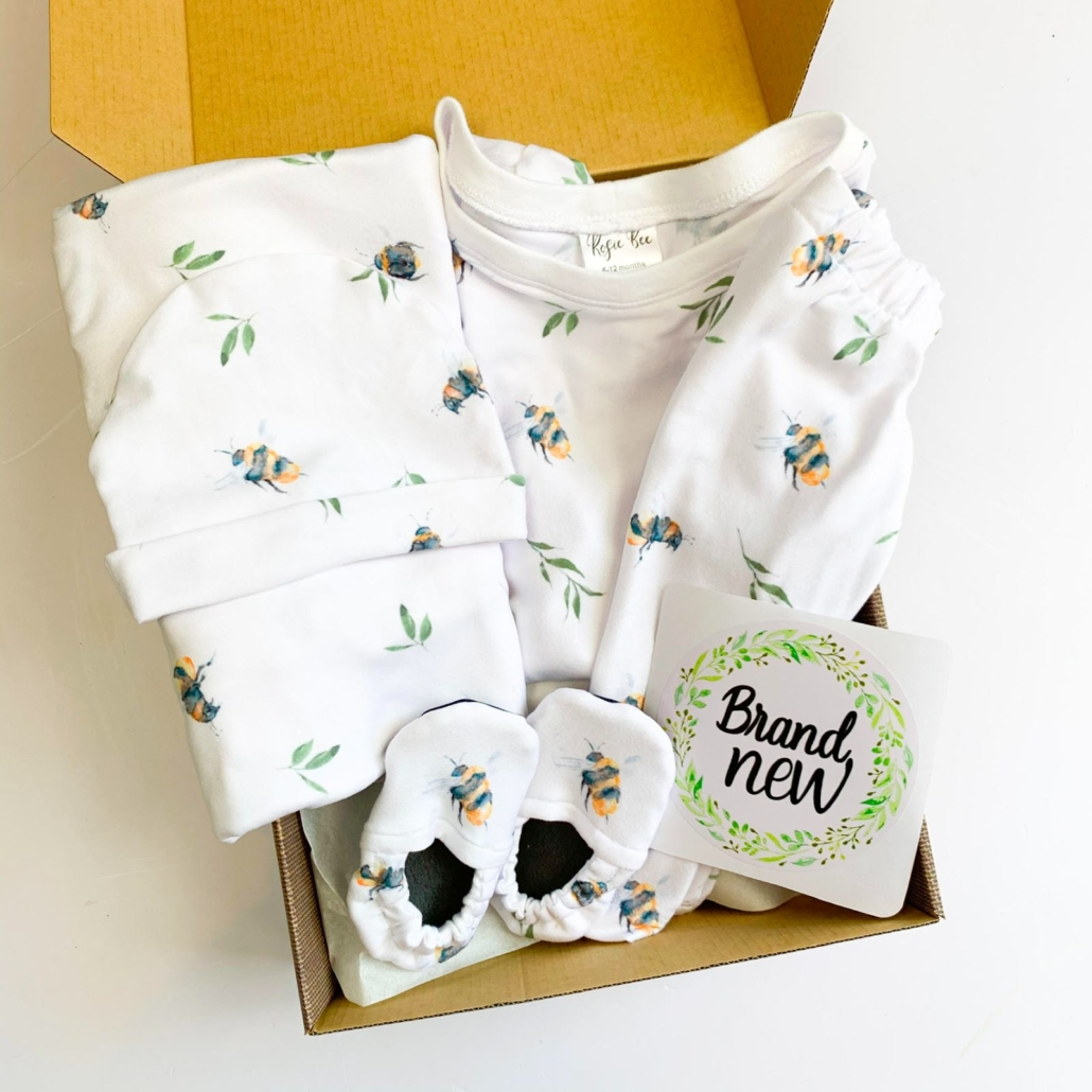 Online baby boutique